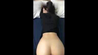 【网曝门事件】疑似加拿大留学生和男友不雅性爱视频私拍泄露 极品女神颜值在线